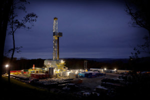 Pennsylvania General Energy Development - H&P Rig 500 on 729C